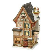 Department 56 Dickens Village New 2018 OLDE PEARLY'S TOBY JUGS 6000585 Dept 56
