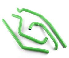 Green Silicone Radiator Hose Kit For Polaris Ranger RZR800 RZR 800 2008-2011