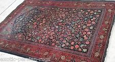 AUTHENTIC RARE MUSEUM PIECE ANTIQUE PERSIAN KASHAN RUG ONE OF A KIND