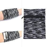 Running Armband Wallet for Phone Sport Wrist Band Sleeve Arm Bag WristBand Pouch