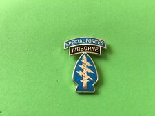 Us Army Special Forces Airborne Hat/Lapel Pin