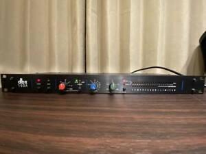 Used DBX Professional 160A Compressor Limiter Signal Processor