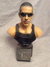 Vintage Pitch Black Riddick-Vin Diesel Display Bust