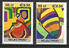 Stadspost Zaanstad 2000 - Serie Zeefdrukken