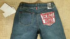 6b3c0de4717 BRAND ( ) Ecko Red Embroidered Tile Jeans Size 5 Same as Mall for Less