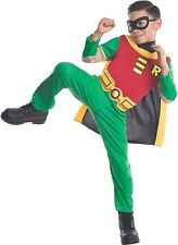 Teen Titans Child's Robin Costume by Rubies - Nwt