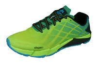 Merrell Bare Access Flex Knit Herren Trail Running Schuhe Lauf Sneaker Grun