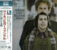 Bridge Over Troubled Water - Simon & Garfunkel (2013, CD NUEVO)