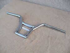 NEW GT STYLE BICYCLE HANDLE BAR 27-1/4'' LONG FOR GT, DINO, MONGOOSE, BMX, ETC.