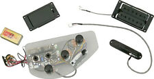 Fernandes FSK-401 Sustainer - 1 Single Coil & HUMBUCKER Pickup Kit, New!