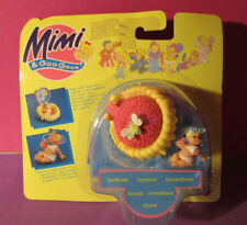 Polly Pocket Mini NEU ♥ Mimi & the Goo Goos ♥ Summer and her Sunflower ♥ NEW MOC