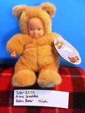 Anne Geddes Baby Bears beanbag plush(310-2255)