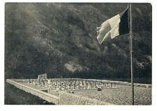 CPSM 74 Haute-Savoie Thones Cimetière Militaire de Morette