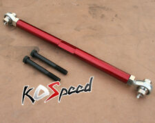 FOR 240SX S13 S14 SILVIA RED REAR LOWER SUSPENSION TRACTION SUPPORT TIE BAR