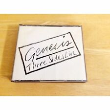 Genesis Three Sides Live 2 CD Set JAPAN DAIO KOSAN PRESS Atlantic Fat Box Case