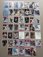 Wayne Gretzky - Los Angeles Kings - 47ct Card Lot