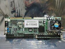 Axiomtek SBC8168 SBC Single Board Computer PCB Full Socket 370 CPU Card Used