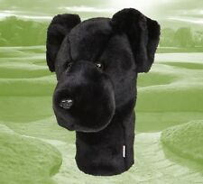 Daphnes Novelty Golf Club Driver 1 Wood Headcover Black Labrador