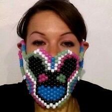 Kandi Mask Deadmau5 glow in the dark