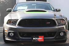 2013-2014 Ford Mustang Roush - Removable Front License Plate Bracket STO N SHO