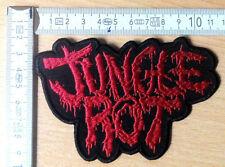 Rare survêtement Jungle rouge patch Vador Death Napalm Cannibal Morbid Angel Chuck
