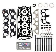 For Honda Accord Odyssey F23A 2.3L Head Gasket Set+Bolts+Silicone F23A1/A4/A5/A7