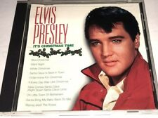 Elvis Presley It's Christmas Time Holiday CD 3P