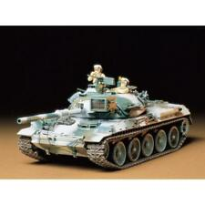 Tamiya 35168 1/35 Military Model Kit JGSDF Type 74 Main Battle Tank Winter Ver