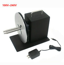 100V-240V 180mm Automatic Label Rewinder Bar Code Tags Two-way Rewinding Machine