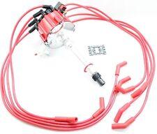 HEI Distributor 8.5MM Spark Plug Wires Big Block Chevy GMC 7.0L 427 7.4L 454 RR2