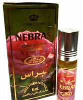 Nebras 6ml Roll On by Al Rehab Taif Rose Citrus Jasmine Sandalwood Perfume Oil