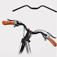 Retro Aluminum Alloy Mountain Bike Riser Handlebar 31.8mm Road Bicycle Bar