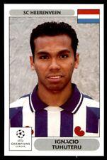Panini Champions League 2000/2001 - Ignacio Tuhuteru SC Heerenveen No. 148