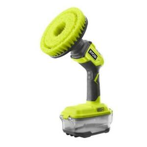 RYOBI 18-Volt ONE+ Cordless Power Scrubber (Tool Only) P4510 BRAND NEW
