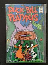 "CRITTERS #41 FANTAGRAPHICS COMICS 9.8 NM/MT 1989 (DUCK ""BILL"" PLATYPUS)"
