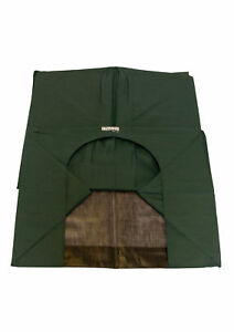 HoundHouse mat & hood combo Small/Medium/Large Waterproof Canvas  Marine Grade