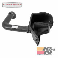 K&N BLACKHAWK COLD AIR INTAKE 2004-2008 FORD F150 5.4L 71-2556 BLACKOUT MIDNIGHT