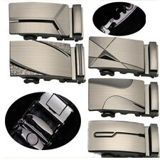 Classic Alloy Automatic Buckle Men's Leather Buckle Belt Buckle Belt Buckle New