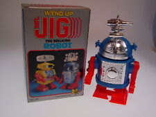 """GSR """"RONDINE The Walking Robot"""" Hong Kong, Blue, like NUOVO/NEW/Nuovo + + VERY GOOD BOX!"""