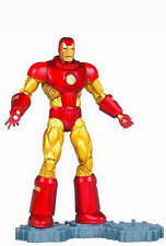 "Marvel Legends Action Figures 2012 IRON MAN 6"" Action figure"