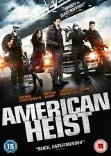 American Heist (DVD) (NEW AND SEALED) (REGION 2)