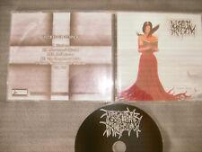 Frostbitten Kingdom ?- Infidel Angel CD Finnish Black Metal (thy serpent horna)