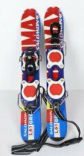 New listing SALOMON Snowblade L61 GROM Mini Trick Skis 60CM - Good Shape Overall