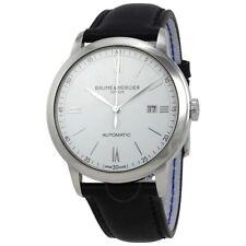 NEW Baume et Mercier Classima Automatic Men's Watch MOA10332 Date