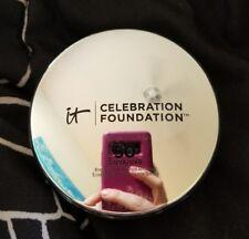 IT COSMETICS ☆Celebration Foundation SPF 50 in MEDIUM☆ AUTHENTIC READ