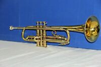 1958 Holton Trumpet, with Selmer case and 7C mouthpiece