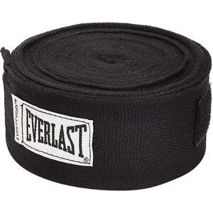 "Everlast Boxing 180"" Mexican Handwraps - Black"
