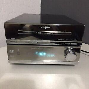 Insignia DVD Executive Shelf System DVD/CD/MP3/CD-R Player NS-A2111