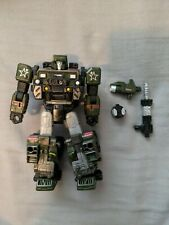 Transformers Hound Autobot Siege War For Cybertron Figure Complete