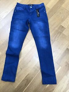 Miss Evie Blue Jeans Age 12 New With Tags